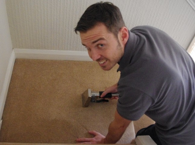 Beverley Carpet Cleaning Service In Action
